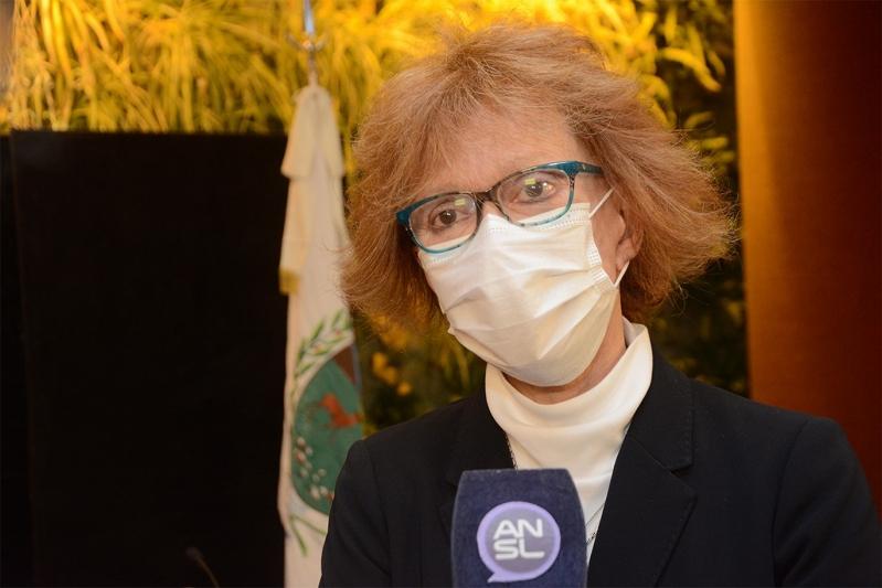 """Alicia Bañuelos: """"La aplicación tuvo éxito en la comunidad, porque fue pensada para responder a la pandemia"""""""