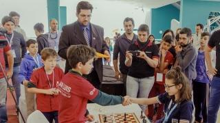 San Luis tiene su primer árbitro internacional de ajedrez