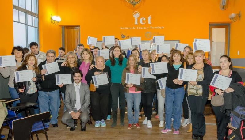 Cientos de beneficiarios de Inclusión Social culminaron con la primera etapa de capacitaciones