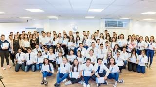 En un acto cargado de emoción egresaron 81 jóvenes de las Escuelas Públicas Digitales Rurales