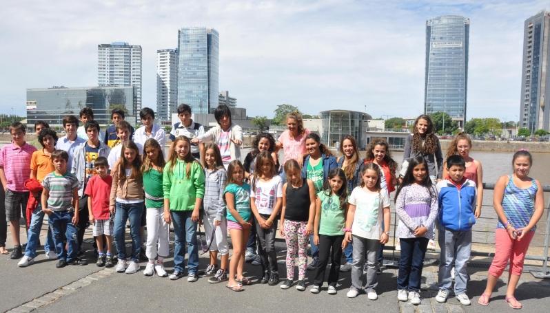 Los olímpicos 2014 se preparan para el viaje educativo de sus vidas