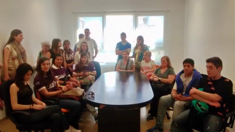 Estudiantes santafesinos conocieron la ULP