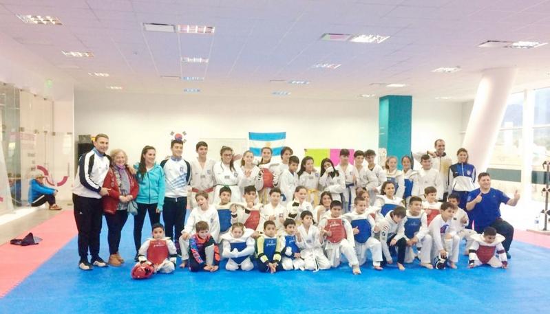 El Campus fue epicentro de un encuentro deportivo de taekwondo