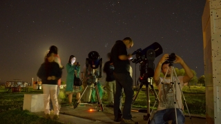 Nueva cita astronómica para los aficionados del cielo