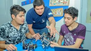 Una jornada para analizar los desafíos  de la robótica y la impresión 3D