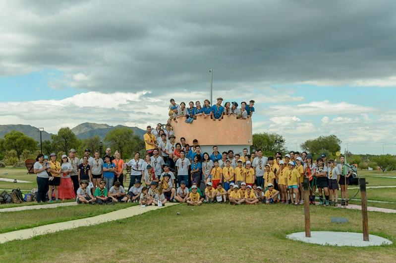 Chicos Scout de Quilmes disfrutaron del turismo astronómico del PALP