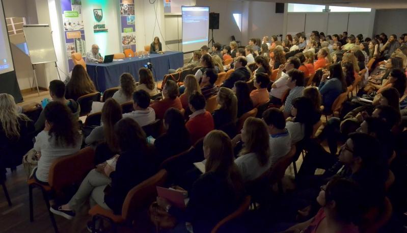 Los docentes continúan formándose en aspectos claves del PIE