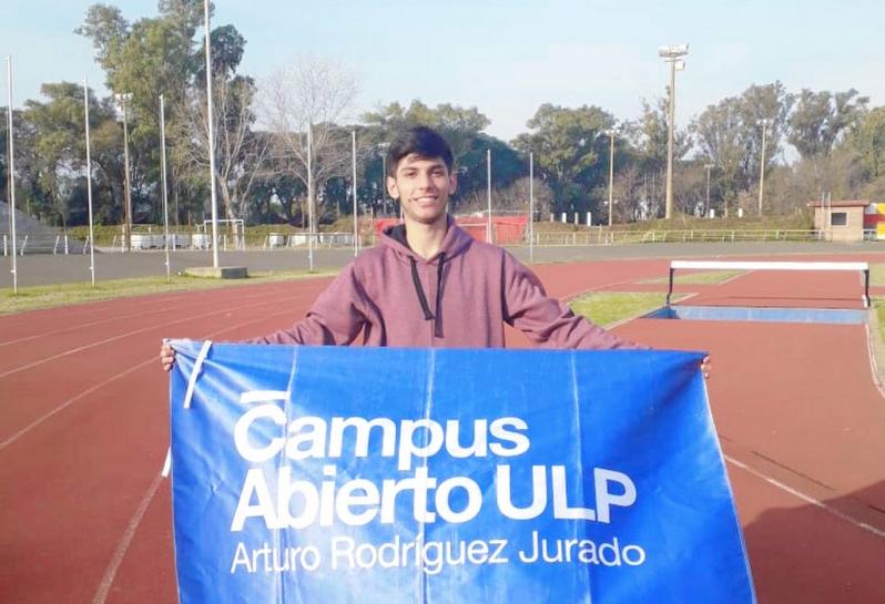 Tomás Páez logró la medalla de bronce en Rosario