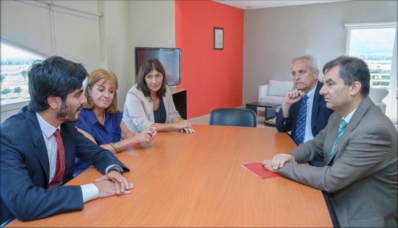 La Universidad Nacional de Cuyo interesada en las propuestas de la ULP