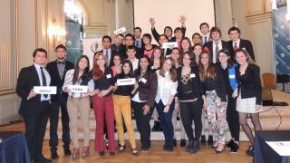 Alumnos de la ULP se capacitan para replicar los modelos de la ONU en San Luis