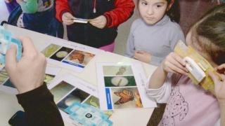 Los alumnos de la Escuela Puertas del Sol festejaron el día del niño con la ULP