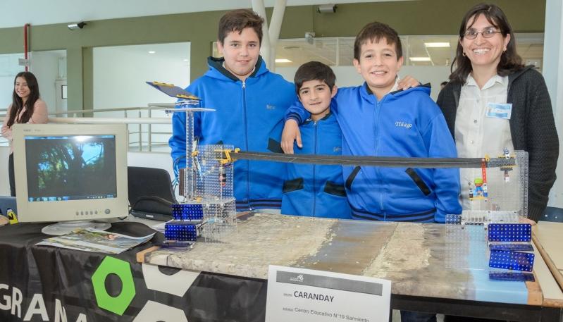 San Luis ya tiene a los equipos que representarán a la provincia en la Roboliga 2016