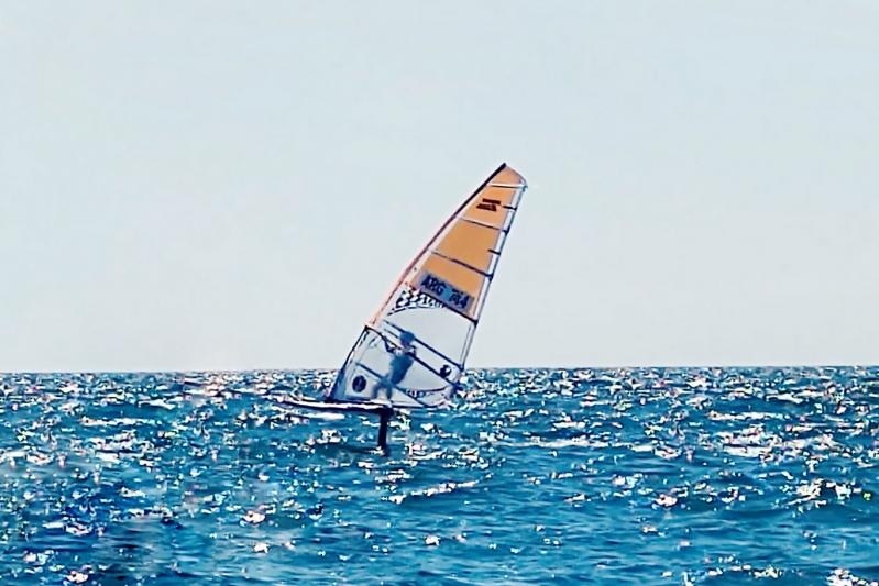 Adriano Nick terminó cuarto en Puerto Madryn