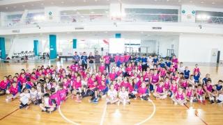 Las galas de Campus siguieron con básquet, handball y vóley