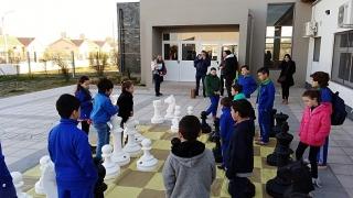 El Programa Ajedrez dijo presente en la 14° Feria del Libro de la EMEI