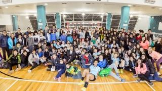 """""""La Garra"""" se despidió de San Luis con un entrenamiento a puertas abiertas en el Campus ULP"""