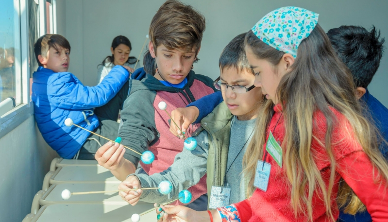 Vuelven los Talleres de Invierno de la ULP para todos los chicos de San Luis