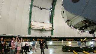 Con un viaje educativo, alumnos de la ULP finalizaron el Seminario de Astronomía 2017