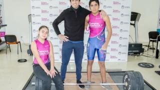 La coordinación nacional de los Juegos Evita suma a un preparador físico puntano