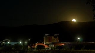 El primer eclipse lunar del año será este lunes a la madrugada