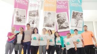 """La pre promo de la Escuela """"Monseñor Tibiletti"""" visitó el Campus"""