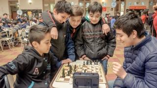 Con la participación de más de 1300 chicos de toda la provincia,  finalizaron las semifinales de Ajedrez