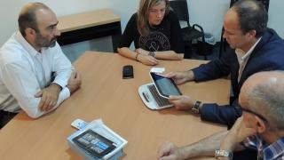 La ULP y AVH analizan nuevas propuestas tecnológicas