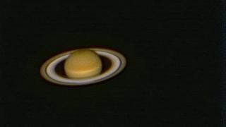Los anillos de Saturno podrán verse el viernes desde el PALP