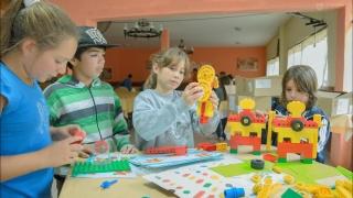 Finalizaron los talleres de Robótica de  Verano en las colonias de vacaciones