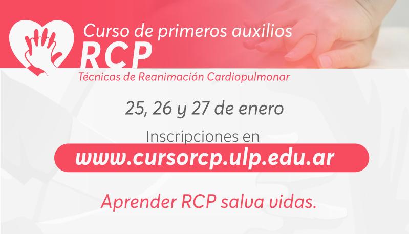 Tras la exitosa primera convocatoria, la ULP vuelve a dictar un curso de primeros auxilios y RCP