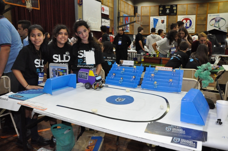 Alumnos de San Luis participarán del 1º Encuentro Nacional de Robótica Educativa