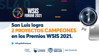 Las iniciativas Vigilancia Epidemiológica y Aprendo Igual, campeonas de los WSIS Prizes 2021