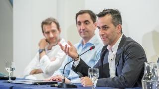 Reconocidos especialistas en Tecnología brindaron una charla para Programadores 3.0