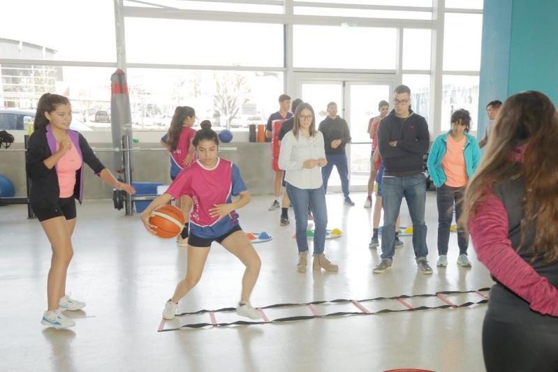 Las escuelas del Campus entrenan en neurociencia aplicada al deporte