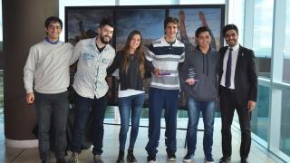 La Secretaría de la Juventud reconoció a los puntanos que se destacaron en la RoboRAVE