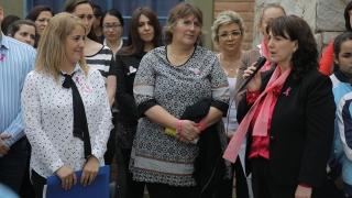 Encuentro para conmemorar el Día Internacional de lucha contra el Cáncer de Mama