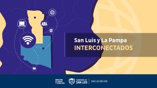 Se realizó la interconexión de las redes de telecomunicaciones de San Luis y La Pampa