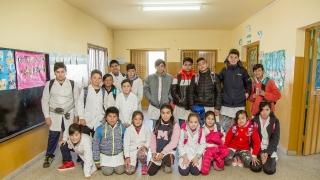 Alumnos de dos escuelas de San Luis conocerán el Teatro Colón