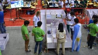 RoboCup China 2015: los puntanos dejaron el alma en el primer día del certamen