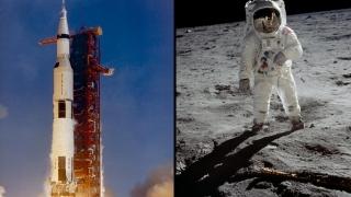 Este martes se cumplen 52 años de la llegada del Hombre a la Luna