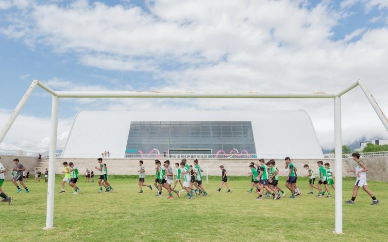 Las divisiones juveniles de Estudiantes se preparan en el Campus