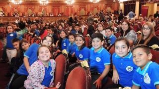 Más de 30 alumnos de Villa Mercedes disfrutaron de una experiencia inolvidable en el Teatro Colón