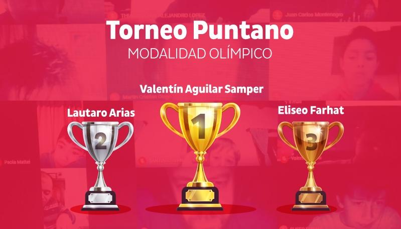Finalizó el Torneo Puntano modalidad olímpico