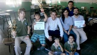Amistad, intercambio y aprendizaje  en el torneo de ajedrez de Villa Larca
