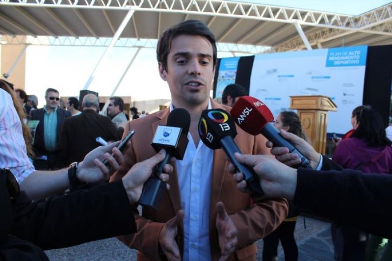 El Centro de Alto Rendimiento será uno de los más grandes de Sudamérica