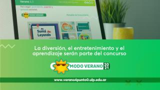 """Para disfrutar en vacaciones: vuelve ULP """"Modo Verano"""""""