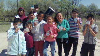 Alumnos de las EPD rurales viven la Semana del Estudiante a pura ciencia