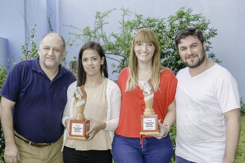 """Los programas radiales de la ULP fueron nominados a los premios """"Carolina Tobar García"""""""