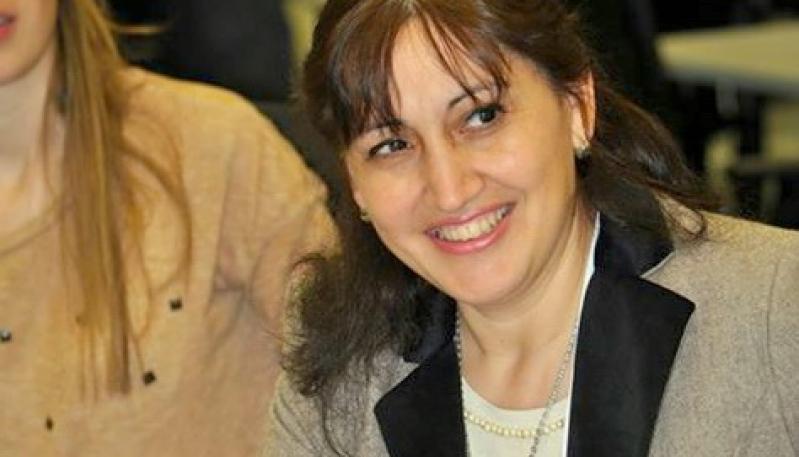 La reina del ajedrez en una entrevista exclusiva con la Revista Viva