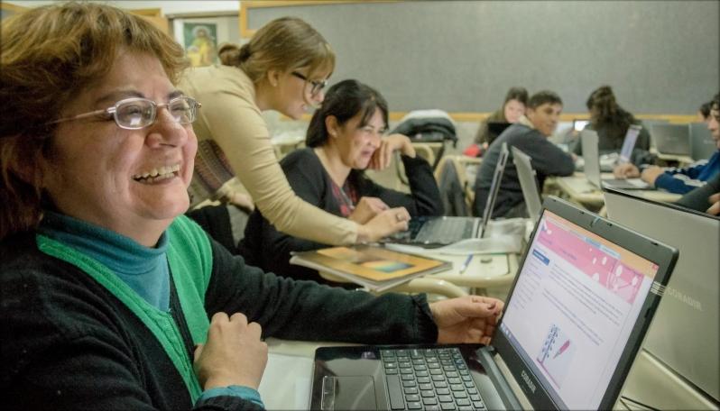 Con un renovado entusiasmo, los alumnos del PIE volvieron a clases